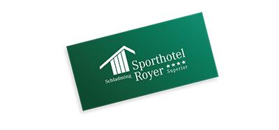 Sporthotel Royer Logo